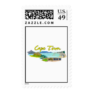Cape Town - South Africa.png Postage