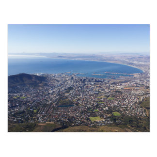 Cape Town, South Africa, Postcard