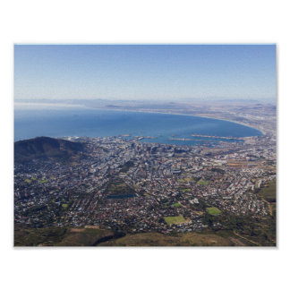 Cape Town, South Africa, Poster
