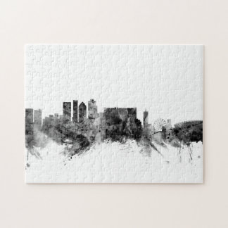 Cape Town South Africa Skyline Jigsaw Puzzles