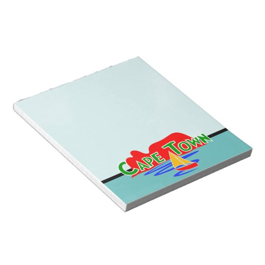 Cape Town South Africa Small Notepads