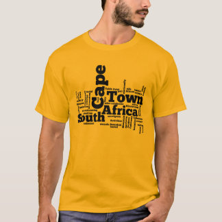 Cape Town, South Africa T-Shirt