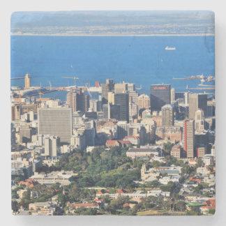 Cape Town, Suráfrica Posavasos De Piedra