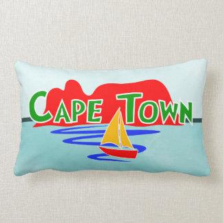 Cape Town Table Mountain MoJo Lumbar Throw Pillow