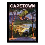 Cape Town Tarjeta Postal