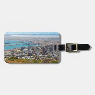 Cape Town, Western Cape, South Africa 3 Luggage Tag