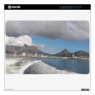 """Cape Town""- Zazzle Skin Skin For MacBook"
