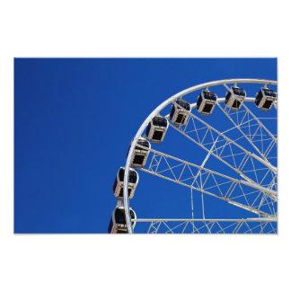 Cape Town's Ferris Wheel Photograph
