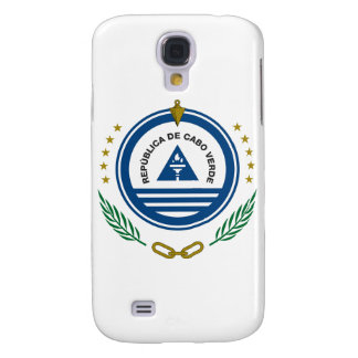 Cape Verde Coat of Arms Galaxy S4 Case