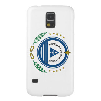 Cape Verde Coat of Arms Galaxy S5 Cover