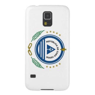 Cape Verde Coat of Arms Galaxy S5 Case
