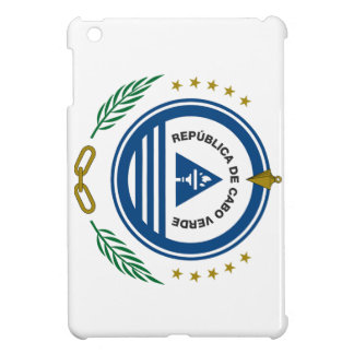 Cape Verde Coat of Arms iPad Mini Cover