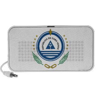 Cape Verde Coat of Arms Mini Speaker