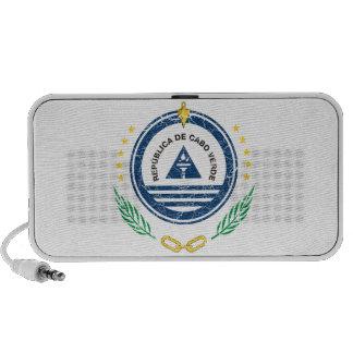 Cape Verde Coat Of Arms Portable Speaker