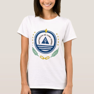 Cape Verde coat of arms T-Shirt