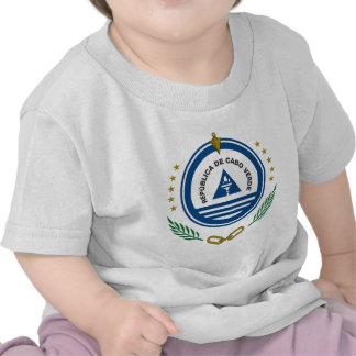 Cape Verde Coat of Arms Tee Shirt