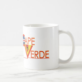 Cape Verde CV Coffee Mug