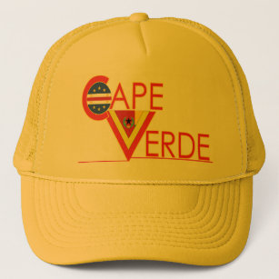 f244d89845763 Cape Verde CV Trucker Hat