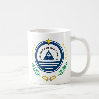 cape verde emblem coffee mug