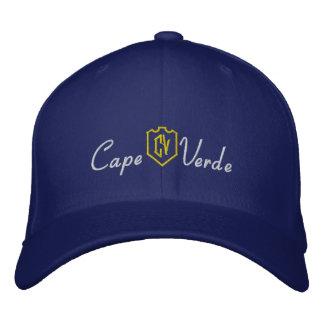 Cape Verde Embroidered Baseball Hat