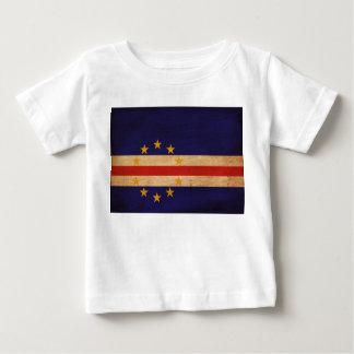 Cape Verde Flag Baby T-Shirt