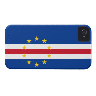 Cape Verde Flag Barely There™ iPhone 4 Case