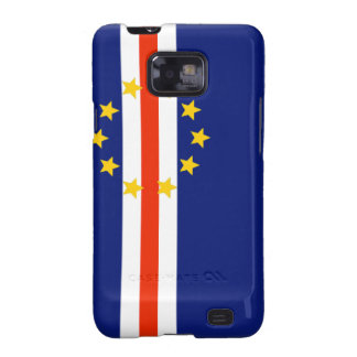 Cape Verde Flag Galaxy SII Covers