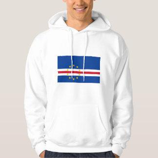 Cape Verde Flag CV Hoodie