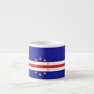 Cape Verde Flag Espresso Cup