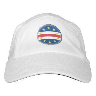Cape Verde Flag Headsweats Hat