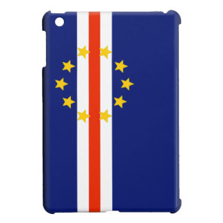 Cape Verde Flag iPad Mini Cover