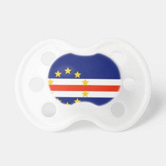 Cape Verde Flag Pacifiers