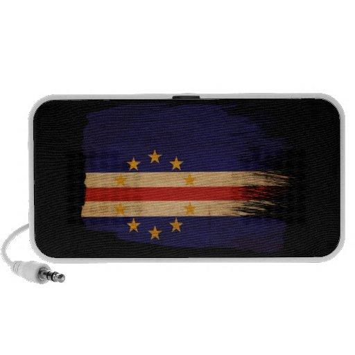 Cape Verde Flag Mp3 Speaker