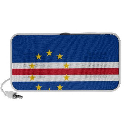 Cape Verde Flag Travelling Speaker
