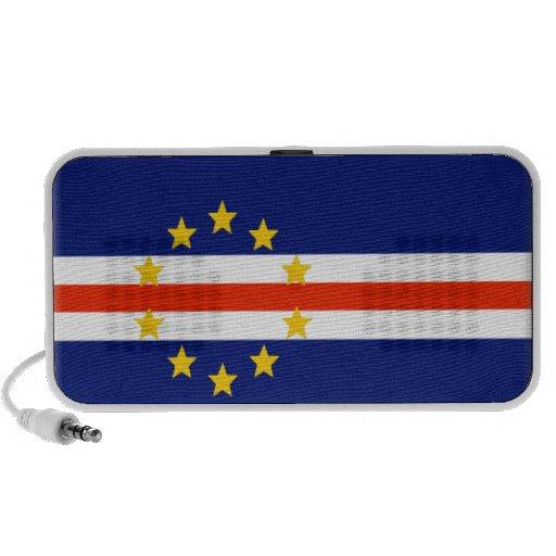 Cape Verde Flag Speaker System
