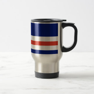 Cape Verde Flag Travel Mug
