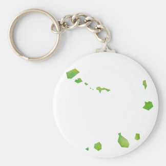 Cape Verde Map Keychain