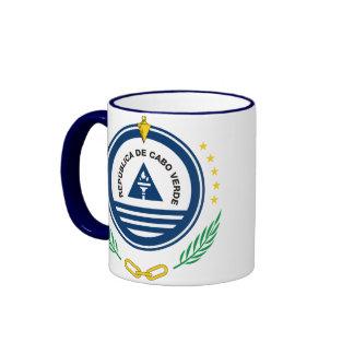 CAPE VERDE*-  Mug with Flag and Crest