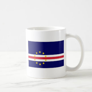Cape Verde National Flag Coffee Mug