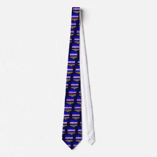Cape Verde Pride Neck Tie