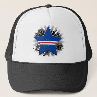 Cape Verde Star Trucker Hat