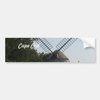 Cape Windmill Bumper Sticker