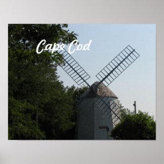 Cape Windmill Print