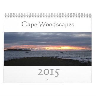 Cape Woodscapes   2015 Calendar