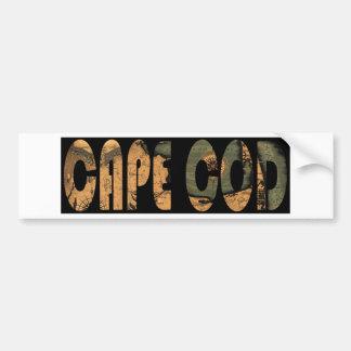 capecod1931 bumper sticker