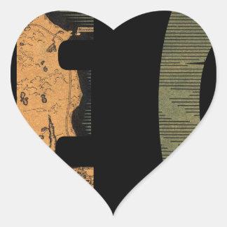 capecod1931 heart sticker