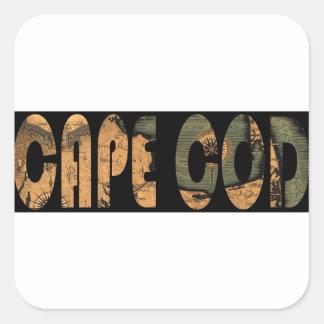 capecod1931 square sticker