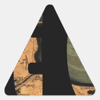 capecod1931 triangle sticker