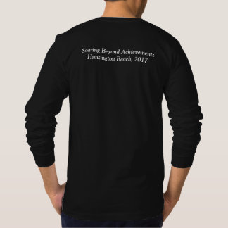 CAPED 2017 TEE-LONG SLEEVE T-Shirt