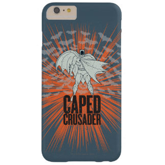 Caped Crusader Graphic Barely There iPhone 6 Plus Case